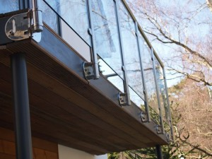 Contemporary Stainless Steel Balconies Dorset
