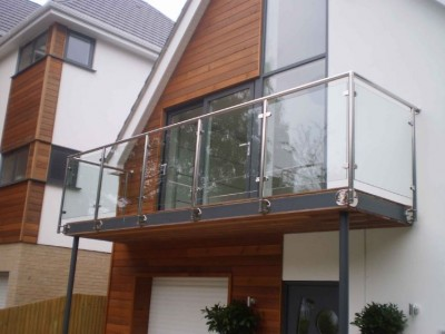 Choose From Our Selection Of Beautifully Designed Stainless Steel Balconies