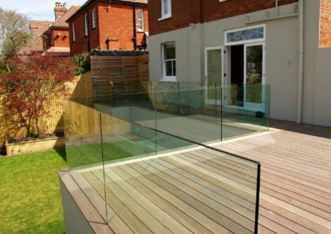 Glass Balcony By New Balcony