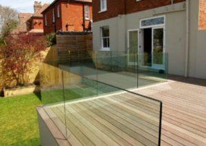 Glass Balustrade Poole